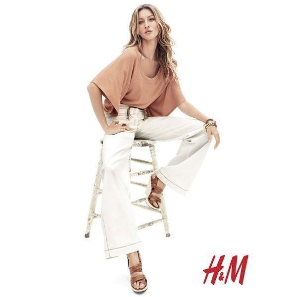 Изображение 20. Рекламные кампании: H&M, Levi's и другие.. Изображение № 19.