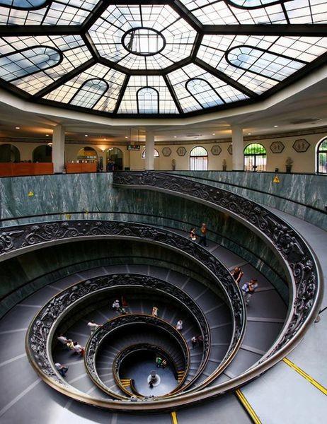23 необычные лестницы и несколько интересных фактов о них. Изображение № 9.