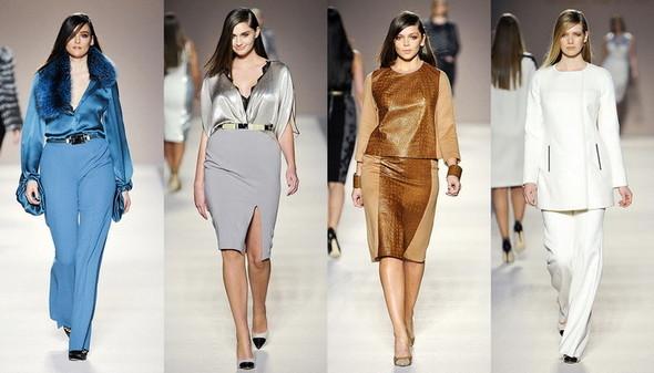Size pluse: Elena Miro, осень-зима 2012/13. Изображение № 3.