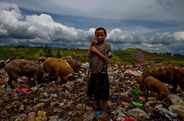 Папуа Новая Гвинея отБрента Стиртона. Изображение № 42.