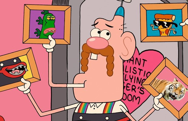 Как мультипликаторы «Поры приключений» захватили Cartoon Network. Изображение № 7.