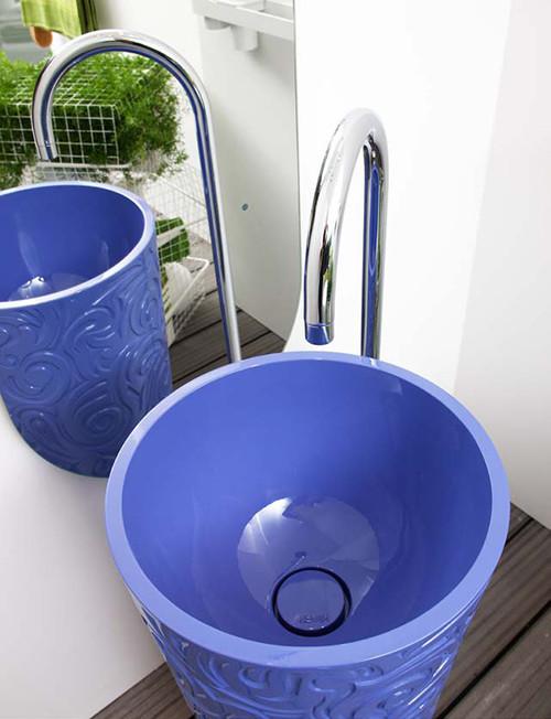 Раковины-вазы от Regia. Изображение № 2.