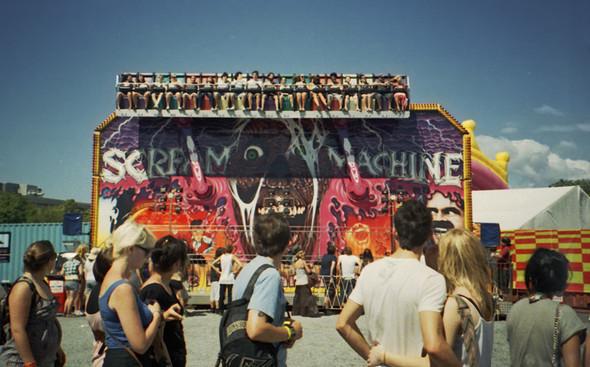 Большой выходной 2010. Музыкальный фестиваль в Окленде. Изображение № 21.
