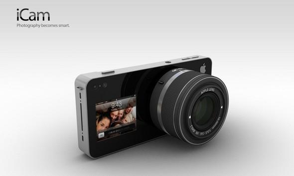 ICam - сделай фотоаппарат из своего iPhone или iPod. Изображение № 2.