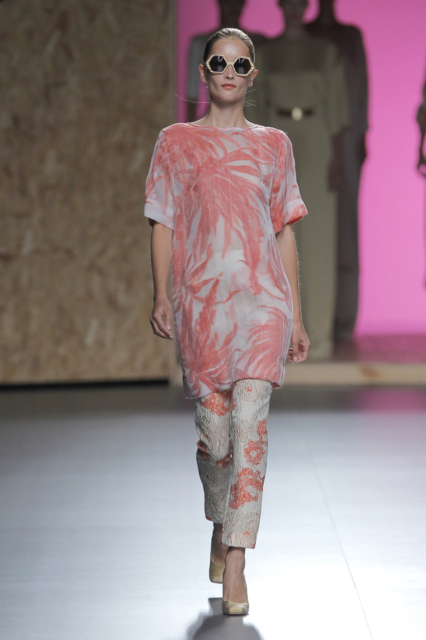 Madrid Fashion Week SS 2013: DUYOS. Изображение № 5.