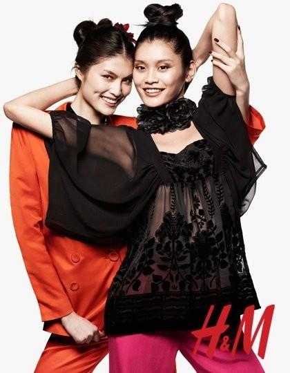 Кампания: H&M Holiday 2011. Изображение № 6.