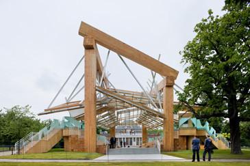Павильон-2008, архитектор Фрэнк Гери. Изображение № 5.