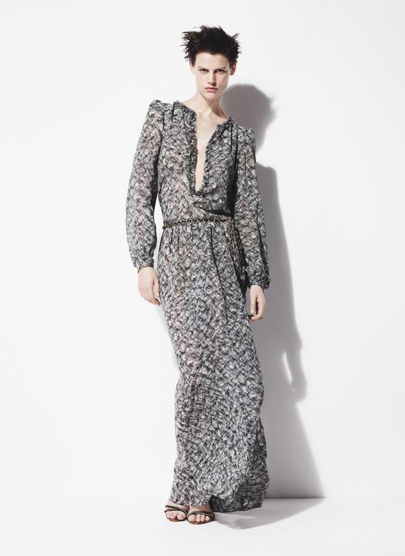 Кампания: Саския де Брау для Zara SS 2012. Изображение № 8.