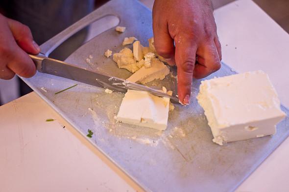 Овощное рагу, гаспачо, греческий салат: Настоящий осенний обед. Изображение № 49.