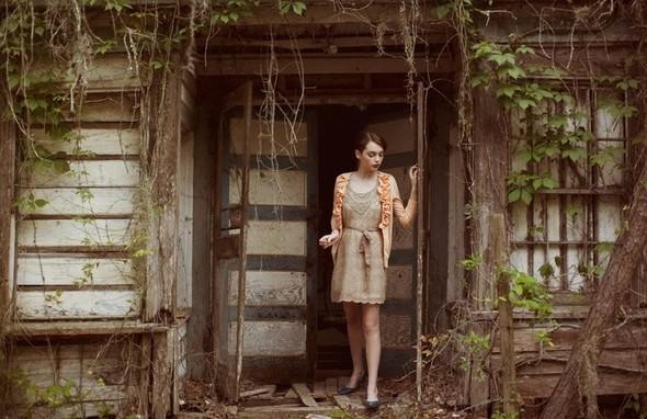 Лукбук: Ruches Unending Love 2011. Изображение № 15.