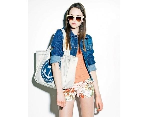 Лукбуки: Bershka, Urban Outfitters, Zara и другие. Изображение № 3.