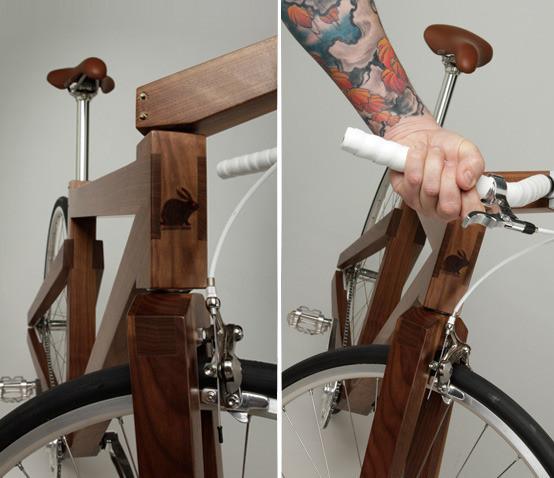 Black Walnut Bike. Изображение № 4.