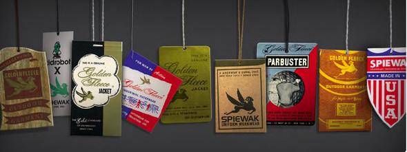 Краткая иллюстрированная история бренда Spiewak. Изображение № 21.
