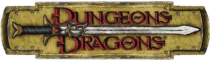 Представлен новый логотип ролевой игры Dungeons & Dragons. Изображение № 1.