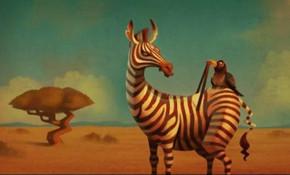 В мире животных: Герои «Мадагаскара» в мемах, рекламе и видеороликах. Изображение № 35.