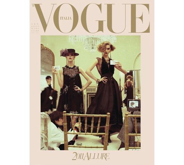 Изображение 3. Обложки Vogue: Австралия, Италия, Япония и другие.. Изображение № 3.