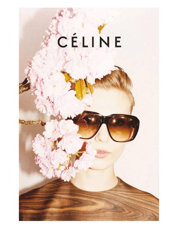 Кампания: Celine FW 2011. Изображение № 9.