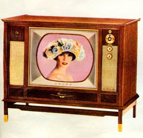 Телевизоры 1960х годов. Изображение № 39.