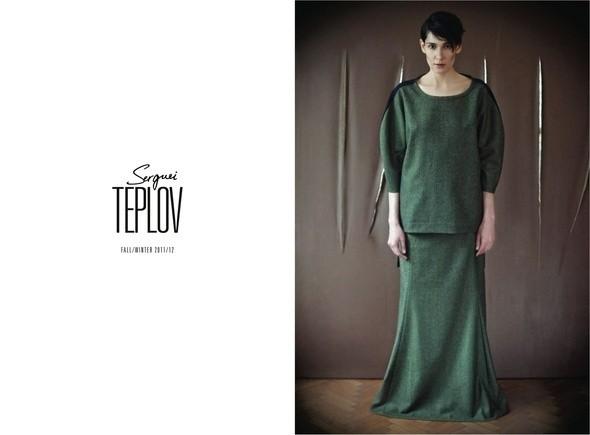 Изображение 5. Serguei Teplov FW 2011/12 look book.. Изображение № 5.
