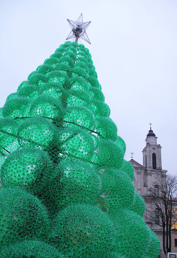 Самые необычные рождественские елки. Изображение № 2.