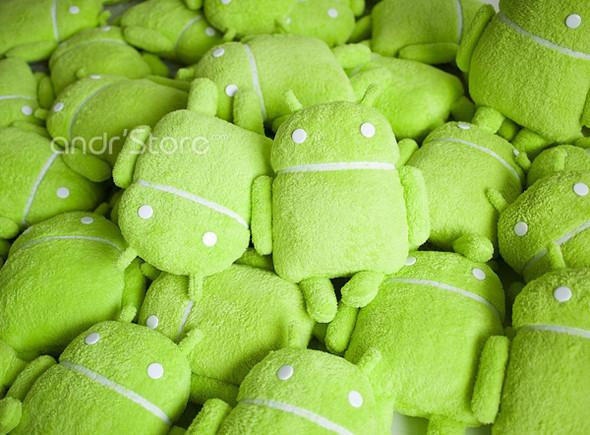 AndrStore.com - первый в рунете специализированный магазин атрибутики ОС Android. Изображение № 1.