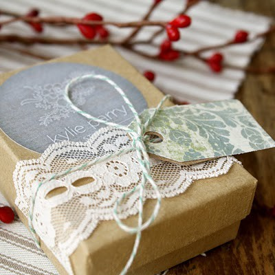 55 идей для упаковки новогодних подарков. Изображение № 81.