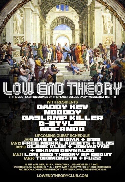 Изображение 2. Клуб Low End Theory. Музыкальная Мекка двадцать первого века.. Изображение № 1.