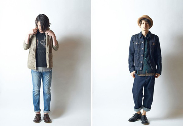 Victim Fall/Winter2012 Collection Lookbook. Изображение № 10.