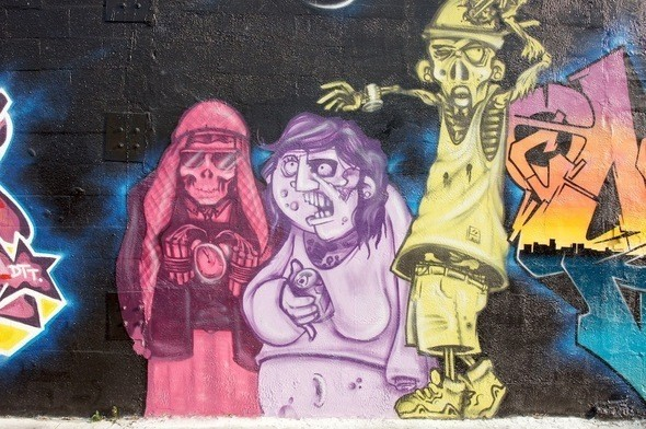 Изображение 43. Уличное Майами.. Изображение № 43.