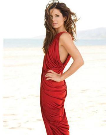 Sandra Bullock, Harper's Bazaar June 2009. Изображение № 2.