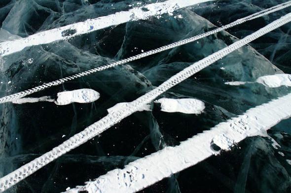 Изображение 45. Самый большой в мире Art-объект на Байкале.. Изображение № 24.