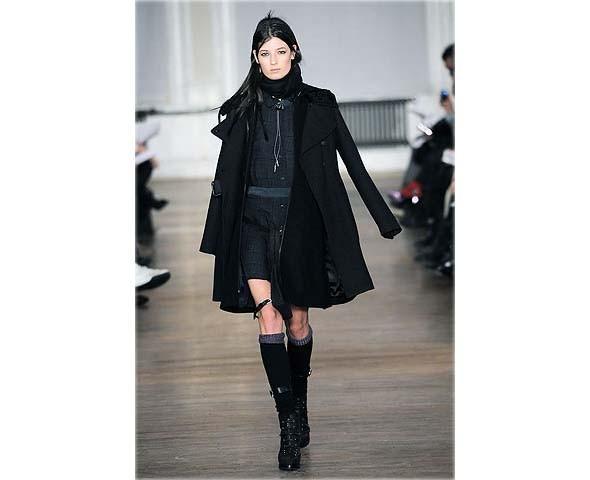 Неделя моды в Нью-Йорке: второй день. Изображение № 193.
