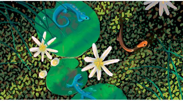 Pixar выпустили арт к отмененному мультфильму. Изображение № 2.