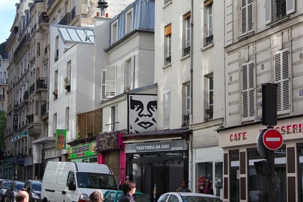 Стрит-арт центра Парижа. Изображение № 25.