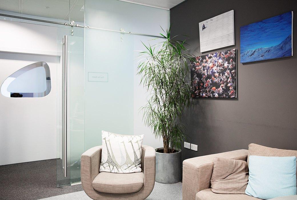 Просторный «зеленый» офис лондонского агентства Flamingo. Изображение № 10.