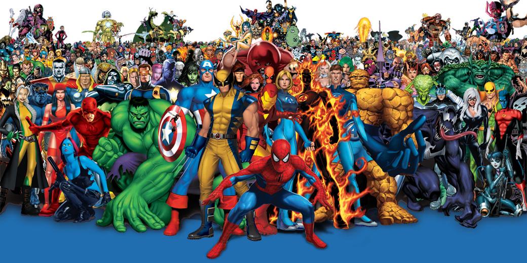 Как читать супергеройские комиксы: Руководство для начинающих. Изображение № 2.