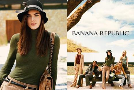 Кампания: Banana Republic FW2011. Изображение № 3.
