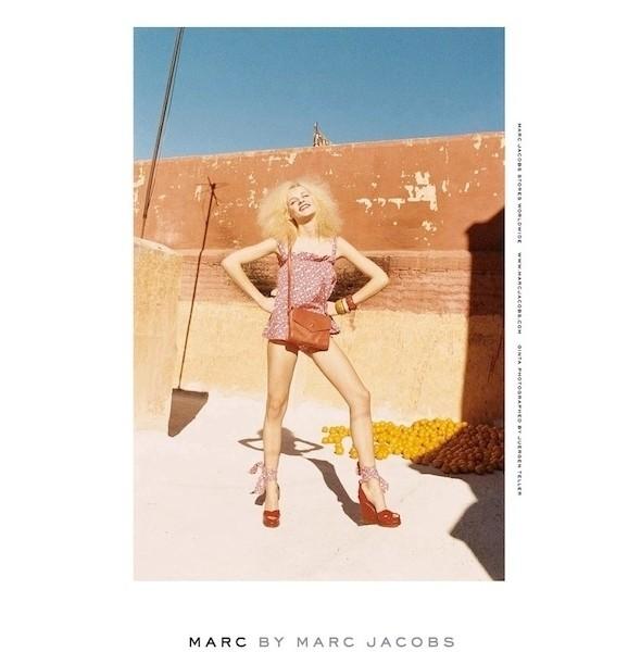 Изображение 31. Рекламные кампании: Celine, Marc Jacobs, Miu Miu и другие.. Изображение № 37.