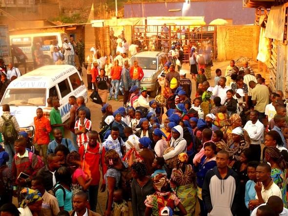 Конго: женщины, оружие, бытовуха. Изображение № 12.