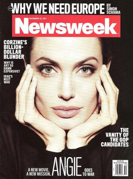 Журнал Newsweek откажется от печатной версии. Изображение № 2.
