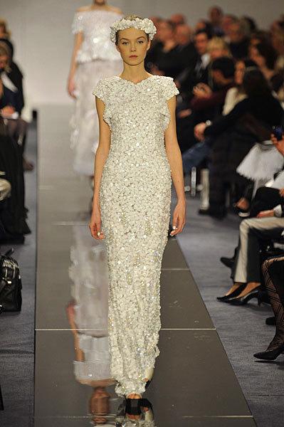 Chanel Spring 2009 Haute Couture. Изображение № 15.