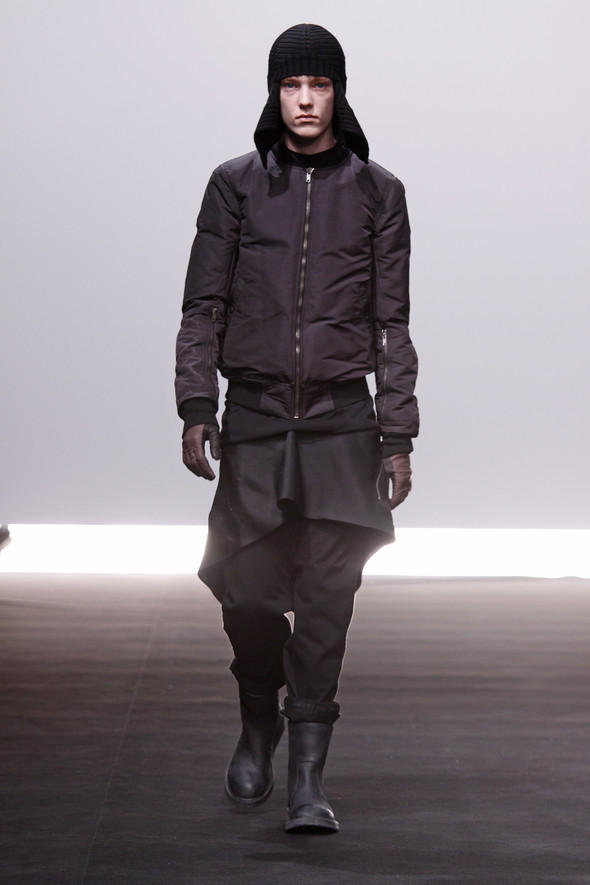 Rick Owens Fall Winter 2009 2010. Изображение № 31.