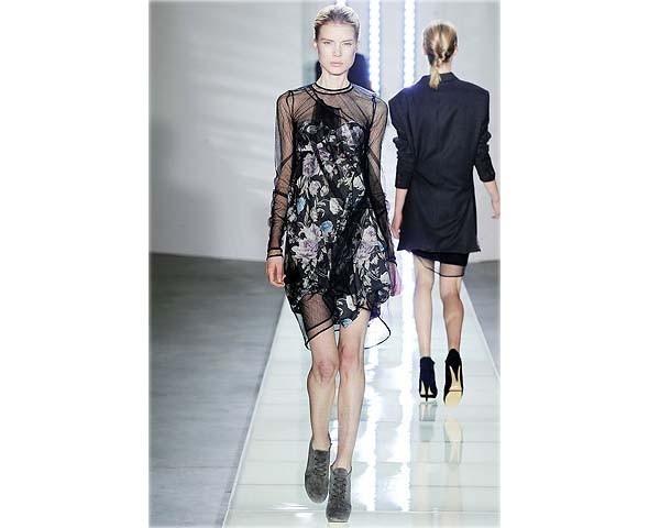 Неделя моды в Нью-Йорке: второй день. Изображение № 172.