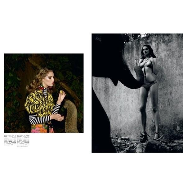 Изображение 40. Съемки: AnOther, POP, Vogue и другие.. Изображение № 41.