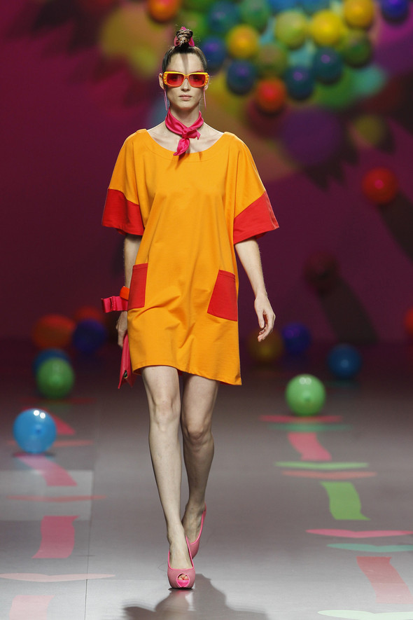 Madrid Fashion Week SS 2012: Agatha Ruiz de la Prada. Изображение № 2.