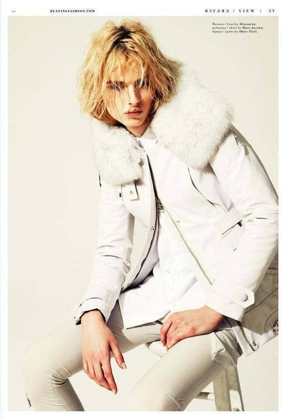 Съёмка: Андрей Пежич для Playing Fashion. Изображение № 9.