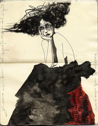 Мексиканская художница ERIKA KUHN. Изображение № 33.