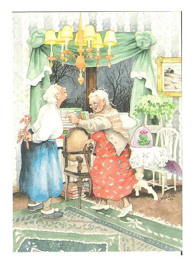 Запредельно веселая старость. Изображение № 2.