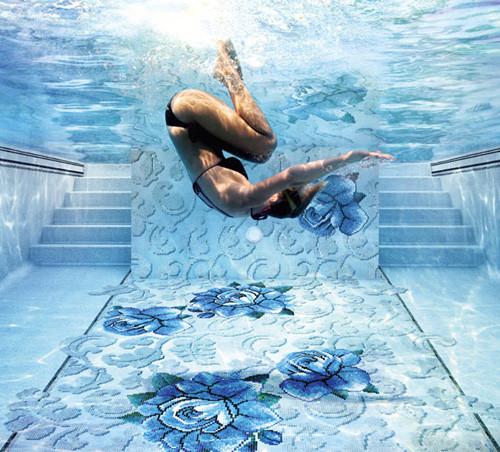 Подводный сад от Sicis. Изображение № 1.