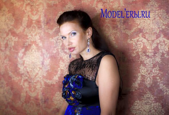 Экслюзивная фотосессия с Эвелиной Блёданс для MODEL'ERЫ.RU. Изображение № 1.